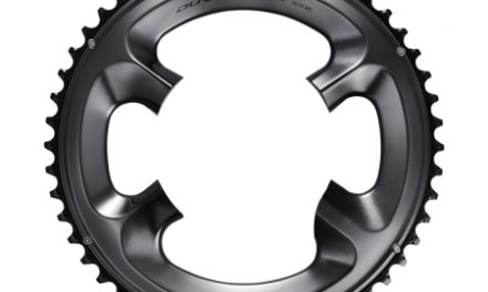 Shimano Dura Ace FC-R9100 – 53 tands klinge – MW-gearing (53-39)