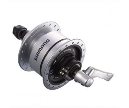 Shimano Dynamo fornav – Standard – DH-3D72AS 6V/3,0W – Med Quick Release