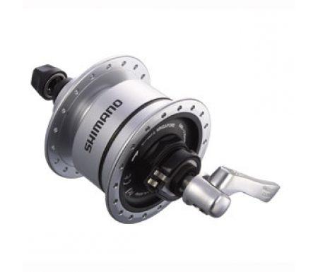 Shimano Dynamo fornav – Standard – DH-3D72AS 6V/3,0W – Med Quick Release