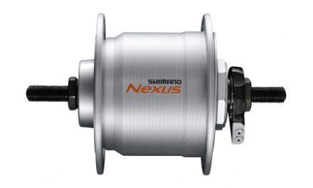Shimano Dynamo fornav – Standard – DH-C3000 6V/3,0W – Møtrik bespænding