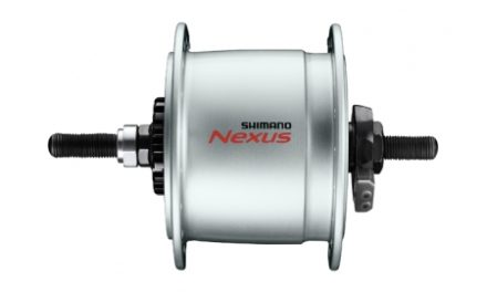Shimano Dynamo fornav – Til rullebremse – DH-C6000 6V/2,4W – Møtrik bespænding