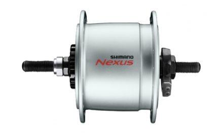 Shimano Dynamo fornav – Til rullebremse – DH-C6000 6V/3,0W – Møtrik bespænding