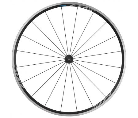 Shimano Forhjul – 700c Road CL – WH-RS100 med QR aksel
