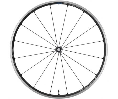 Shimano Forhjul – 700c Road Tubeless – WH-RS500 med QR aksel