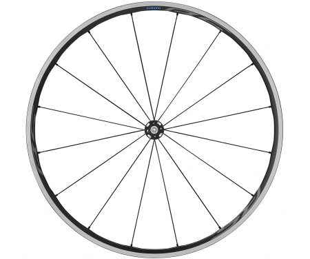 Shimano Forhjul – 700c Road Tubeless – WH-RS700-C30 med QR aksel