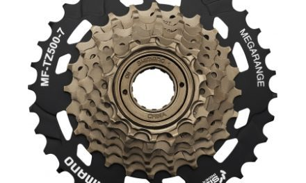 Shimano Frikrans – MF-TZ500 – 7 gear 14-28 tands med gevind