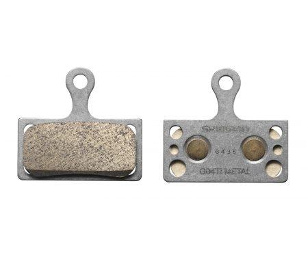 Shimano G04Ti Metal – Bremseklods til XTR/XT/SLX og Alfine skivebremser