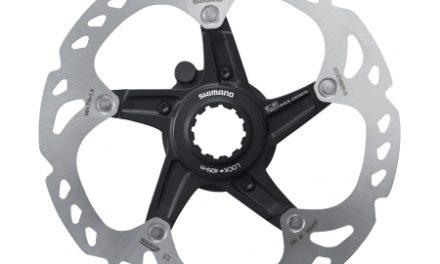 Shimano Ice-Tech RT-EM800 – Rotor 160 mm med Ice-Technologi – Til center lock