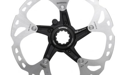 Shimano Ice-Tech RT-EM800 – Rotor 180 mm med Ice-Technologi – Til center lock