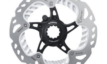 Shimano Ice-Tech RT-EM900 – Rotor 160 mm med Ice-Technologi og Freeza – Til Center lock