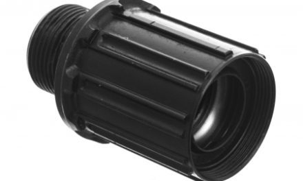 Shimano – Kassettehus E-Thru 12 mm – Passer til baghjul XT – WH-M8000-TL-R12