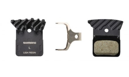 Shimano L02A Resin – Bremseklods til Dura Ace og Ultegra Skivebremser