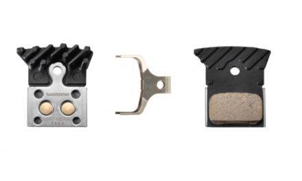 Shimano L04C Metal – Bremseklods til Dura Ace og Ultegra Skivebremser