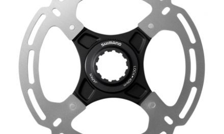 Shimano Metrea – Rotor for skivebremse 140mm til center lock