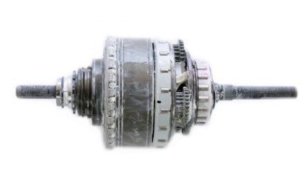 Shimano Nexus – Navindsats for 8 gears bagnav – Type fodbremse SG-8R31/SG-8R30