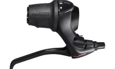 Shimano Nexus – Revo Greb med bremsegreb – 8 Gear inklusiv gearwire med yderkabel