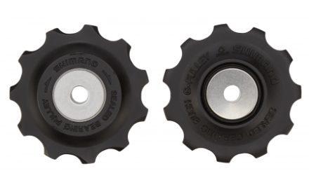 Shimano RD-6700 Ultegra/XT – 11 tands pulleyhjul sæt – Til 9 og 10 gear