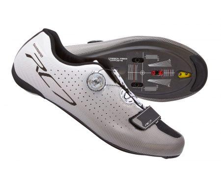 Shimano SH-RC700 – Cykelsko – Race – Hvid
