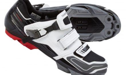 Shimano – SH-XC51 SPD – Cykelsko – MTB – Hvid/sort