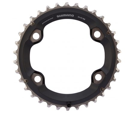 Shimano SLX – 34 tands klinge – FC-M7000 BB-gearing 11 speed
