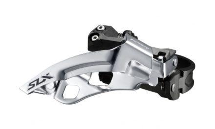 Shimano SLX – Forskifter FD-M7005 – 3 x 10 gear Low clamp med bånd – 34,9 og 31,8 mm