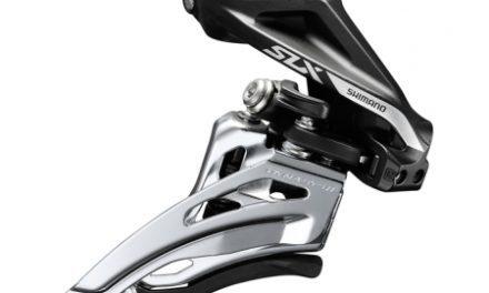 Shimano SLX – Forskifter FD-M7020 – 2 x 11 gear med High clamp spændebånd – 28,6-34,9mm