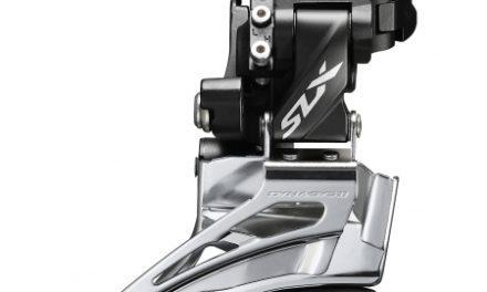 Shimano SLX – Forskifter FD-M7025 – 2 x 11 gear med High clamp spændebånd – 28,6-34,9mm
