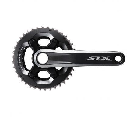 Shimano SLX – kranksæt FC-M7000 – Double 38/28 tands – 2×11 gear – 170 mm Pedalarme