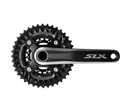 Shimano SLX – Kranksæt FC-M7000 – Triple 40/30/22 tands – 3 x10 gear -170 mm Pedalarme