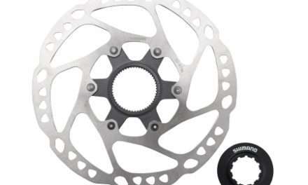 Shimano SLX – Rotor for skivebremser 203mm til center lock