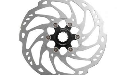 Shimano SLX – Rotor til skivebremser 203mm til center lock- Ice Tech