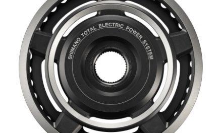 Shimano Steps – 44 tands klinge – FC-E6000 – Med single kædebeskytter