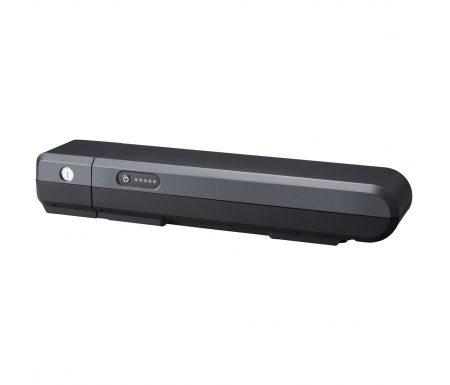Shimano Steps – Batteri grå til bagagebærer – BT-E6000-GC – 418 Wh