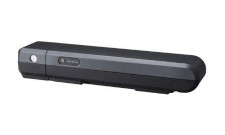 Shimano Steps – Batteri grå til bagagebærer – BT-E6001-G – 500 Wh