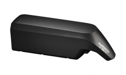 Shimano Steps – Batteri grå til stelmontering – BT-E6010-GC – 418 Wh