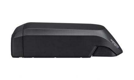Shimano Steps – Batteri sort til stelmontering – BT-E6010-LC – 418 Wh