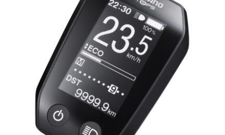 Shimano Steps – Cykelcomputer display – SC-E6010-D