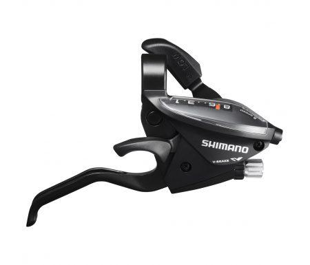 Shimano – STI greb ST-EF510 Højre 8 gear – V-Bremse/Mekanisk skivebremse