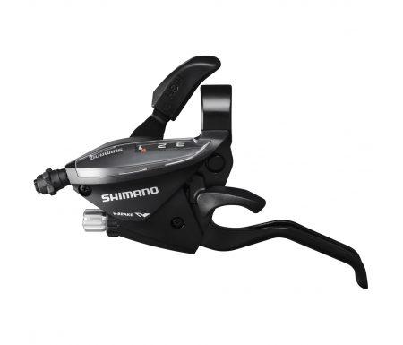 Shimano – STI greb ST-EF510 Venstre Triple – V-Bremse/Mekanisk skivebremse