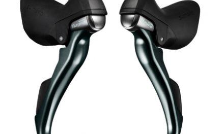 Shimano Tiagra STI – Mekanisk skiftegrebssæt – 2 x 10 gear.