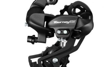 Shimano Tourney – Bagskifter RD-TX800 – 3 x 7/8 gear Sort – Til direkte montering
