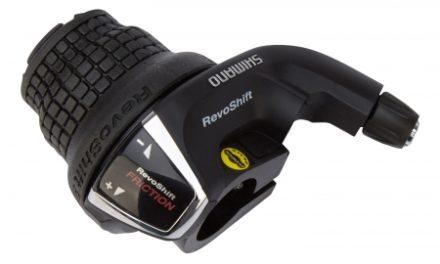Shimano Tourney – Revo Greb SL-RS35 Venstre – Triple  med gearwire