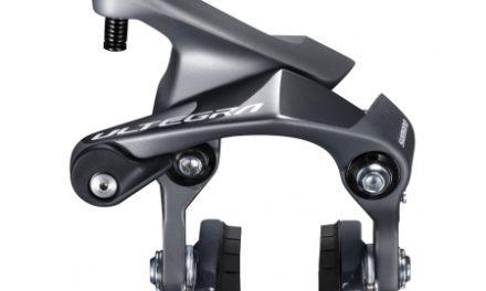 Shimano Ultegra – Bremseklo BR-R8010 – til forhjul – 2 bolt montering