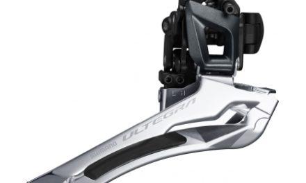 Shimano Ultegra Forskifter – FD-R8000 – til 2 x 11 gear –  til 34,9mm sadelrør