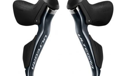 Shimano Ultegra – Skifte- og bremsegreb sæt Di2 ST-R8050 – Elektronisk