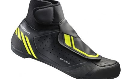 Shimano Vinter Cykelsko – Road – SH-RW500 LVG – Sort