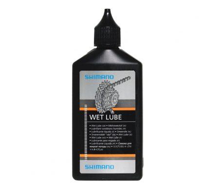 Shimano Wetlube – Smøremiddel til våde vejrforhold – 100 ml