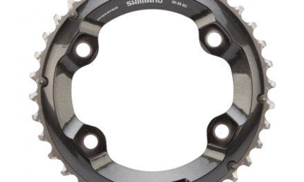 Shimano XT – 36 tands klinge – FC-M8000 BC-gearing