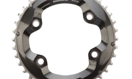 Shimano XT – 38 tands klinge – FC-M8000 BD-gearing