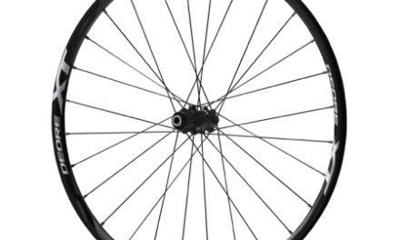 "Shimano XT baghjul – 27,5"" XC Trail WH-M8020-B med 148 x 12mm E-Thru aksel – Tubeless"